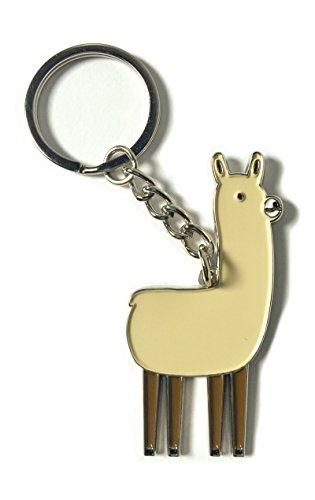 Llama Key Chain For House Car Original Design 1