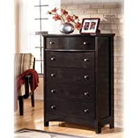 Contemporary Dark Brown Harmony Chest
