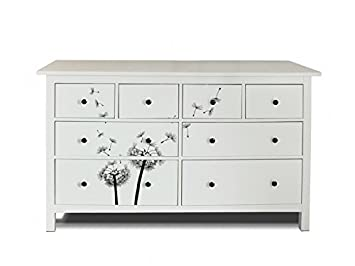 Amazon De Banjado Yourdea Mobel Folie Fur Ikea Hemnes Kommode 8