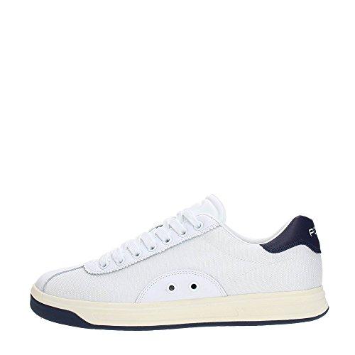Polo Ralph Lauren COURT100-SK-ATH Sneakers Herren White