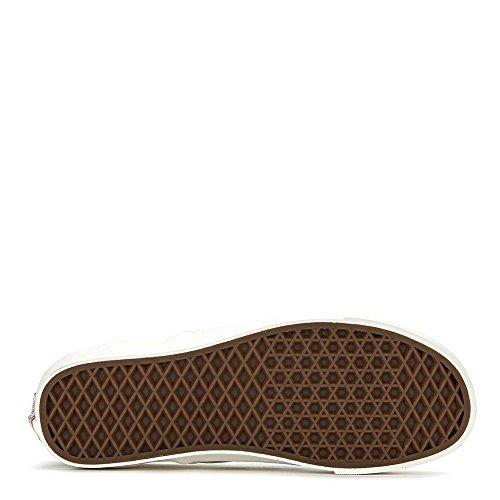 Vans Og Classic Slip-on Lx Sneakers Vn0a32qnp4i Bianco / Blu, Us 4,5 Uomini / 6 Donne