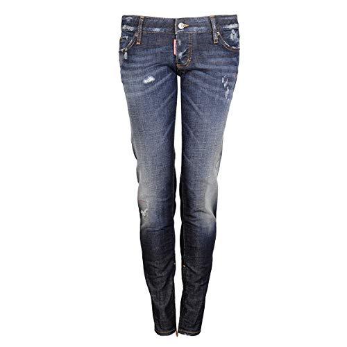 Skinny Dsquared2 Jeans S72LA0770 IT44 Jean 40 Yw5xwP