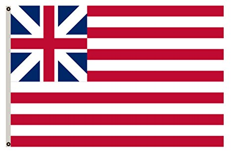 Fyon United States Flag The Grand Union Flag 1775-1777 Banner 6x10ft
