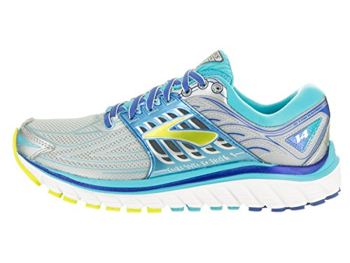 para Mujer Lim Running de Brooks Azul 14 Glycerin Plateado Verde Zapatillas qxvvYXI