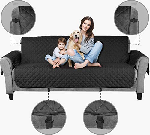 - Le Benton Reversible Wide LoveSeat Cover, Up to 55