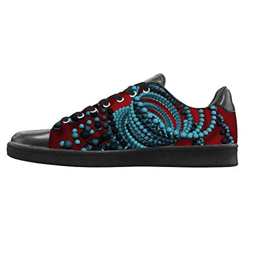 Dalliy Impression Personnalisée 3d Stéréoscopique Hommes Toile Chaussures Les Lacets Dans Haut Au-dessus Chaussures Chaussures Toile.