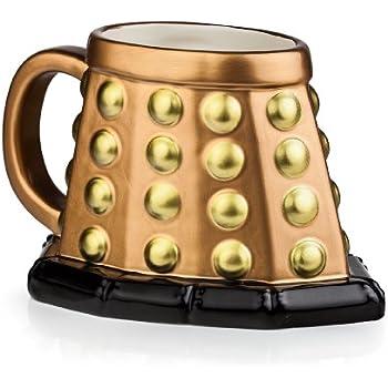 Doctor Who: Dalek 3D Mug