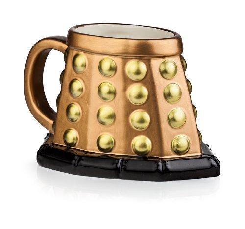 Doctor Who Dalek 3D Mug