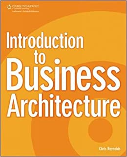 Book Introduction to Business Architecture