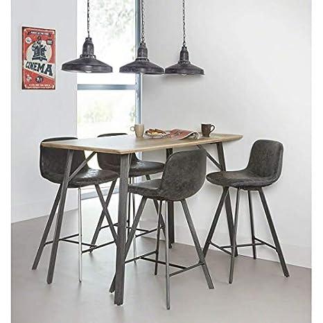 Kitchen - Mesa alta para cocina: Amazon.es: Hogar