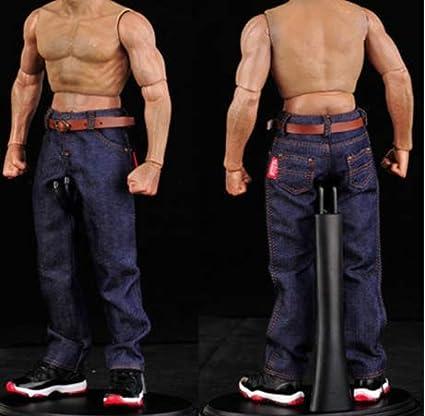 "1//6 Scale men/'s 9# short pants Model For 12/"" Male Action Figure Doll Toys"