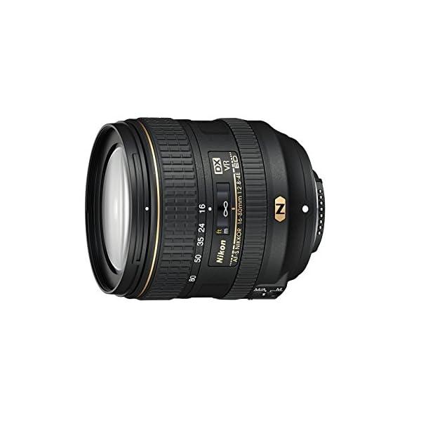RetinaPix Nikon AF-S DX Nikkor 16-80mm f/2.8-4E ED VR Lens (Black)