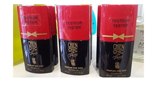 Perfume chien chic de paris talco para perro 30ml: Amazon.es: Productos para mascotas