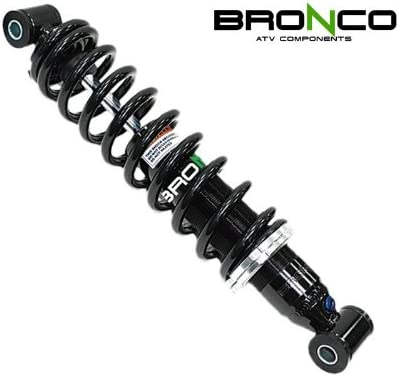2 Bronco Front Gas Shocks Yamaha Grizzly 660 2002 2003 2004 2005 2006 2007 2008