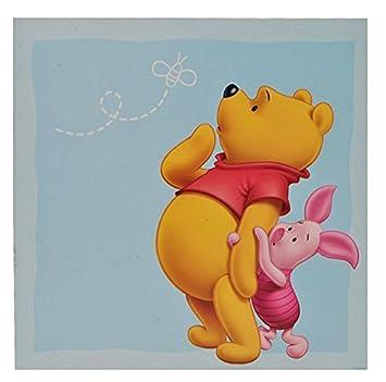 Unbekannt Wandtattoo / Fensterbild / Sticker groß - Winnie the Puuh ...