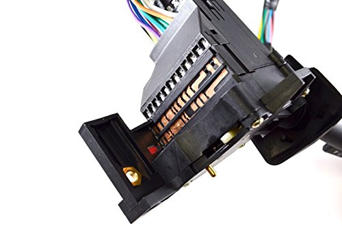 Hazard Warning Combination Switch Windshield Wiper PT Auto Warehouse CBS-2697 Column Mounted Dimmer Turn Signal with Cruise Control