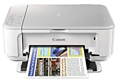 Wireless All In One Printer with Scanner and Copier: Mobile and Tablet Printing with Airprint and Google Cloud Print compatible