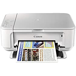 Amazon.com: Canon Wireless All-in-One Color Inkjet Printer ...