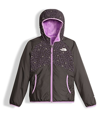 The North Face Big Girls' Reversible Breezeway Wind Jacket (Sizes S – XL)