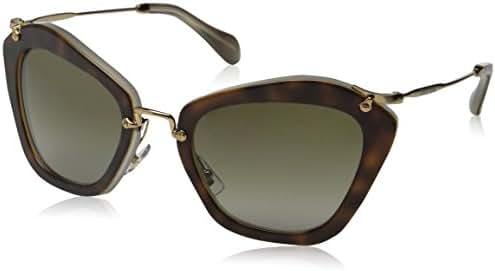 3554a316286a Mua miu miu sunglasses for women - 2 Stars   Up trên Amazon chính hãng giá  rẻ