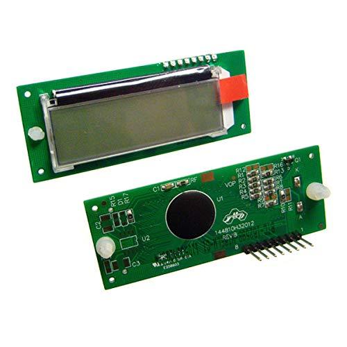 (Raypak 013640F LCD Display Pool Stat-Kit)