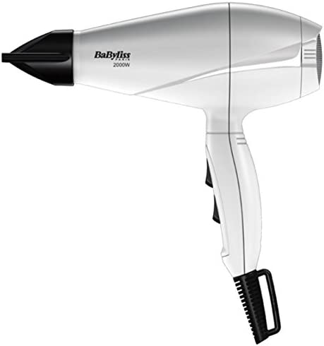 BaByliss Paris 6604WE Sèche cheveux Pro Light 2000
