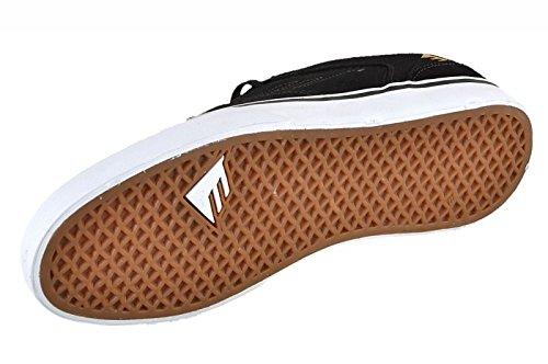 Emerica Reynolds Low Vulc black/white Zapatillas Negro