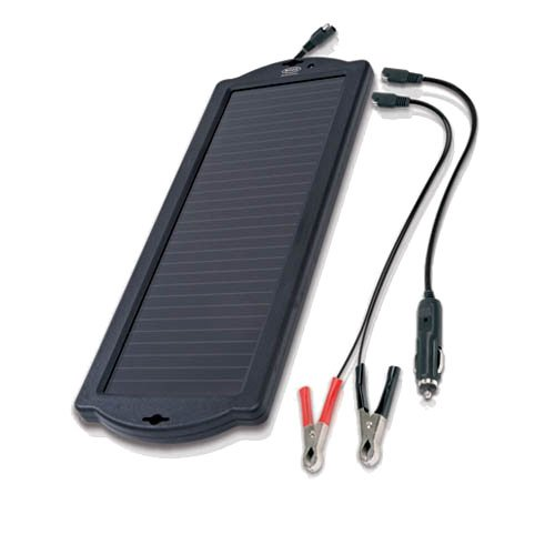 Ring RSP150 1.5W Car Solar Maintenance Charger, 12V