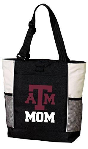 Broad Bay Texas A&M Aggies Mom Tote Bags Texas A&M Mom Totes Beach Pool Or Travel