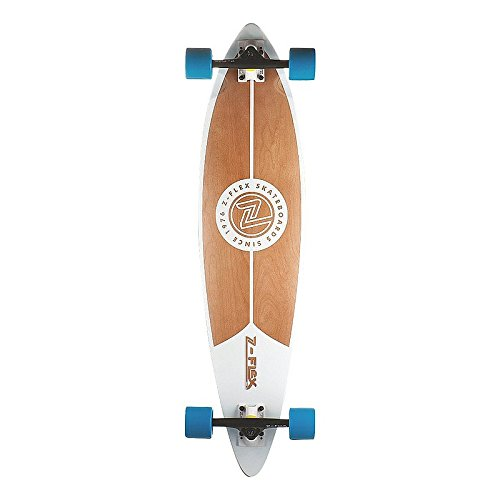 Zflex Pintail White Longboard for sale  Delivered anywhere in USA
