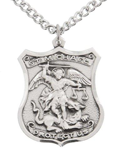heartland-mens-sterling-silver-st-michael-police-officer-medal