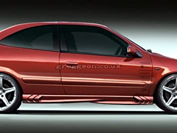 "Custom lado Faldas Citroen Xsara ""S-Power 1997 – 2001"