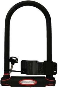 Master Lock 8195D Force 3 Standard Height U-Lock, 5/8 x 8-1/4 Inch