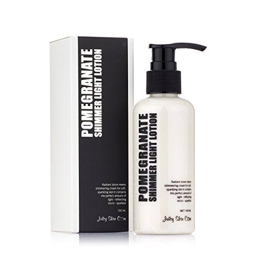 Glitter Secret Body Cream Pomegranate product image
