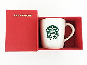 Starbucks Boxed Demi Cup - White with Logo, 3 Fl Oz (011042191)