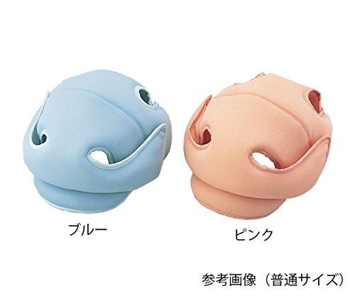 8-9349-02保護帽[アボネットガードメッシュD]幼児サイズ2035ブルー B07BDMVZKM