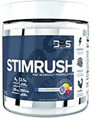 Stimrush Pre Workout Supplement Powder by BPS Nutrition