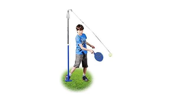 Hudora 76137 - Juego de turnball con base: Amazon.es: Juguetes y ...