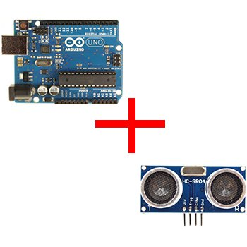 Arduino Uno + Ultrasonic Sensor: Amazon in: Electronics