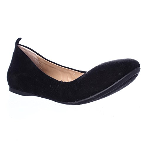 Style & Co. SC35 Vinniee Stretch Ballet Flats - Black jSZ2Up9
