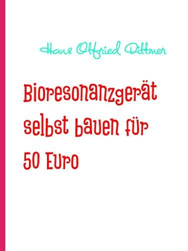 Amazon.com: Bioresonanzgerät selbst bauen für 50 Euro ...
