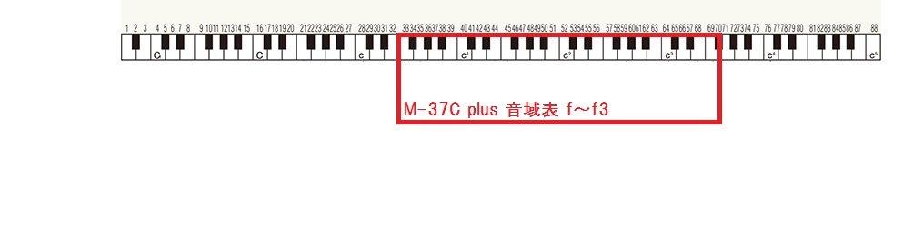Suzuki keyboard Harmonica Melodeon Alto M-37C plus by Suzuki (Image #5)