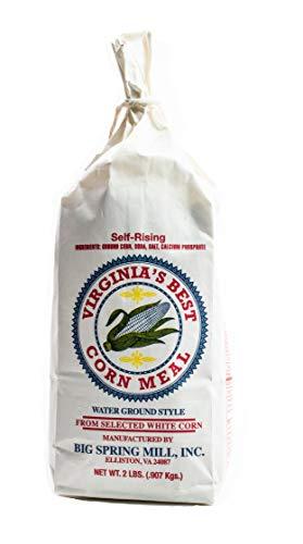 Big Spring Mill Self-Rising White Corn Meal (Virginia
