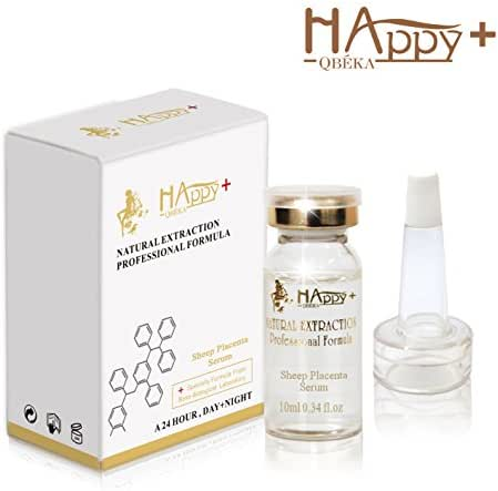 Happy Sheep Placenta Collagen Skin Repair Plant Essence Serum- Instantly Penetrate The Skin