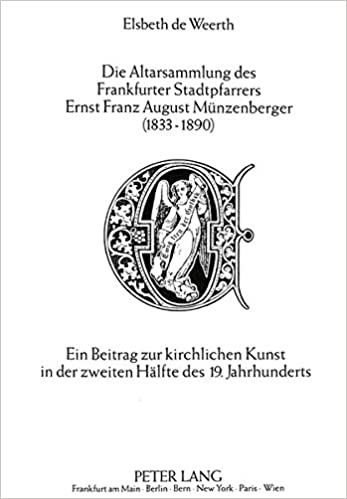 Amazoncom Die Altarsammlung Des Frankfurter Stadtpfarrers Ernst