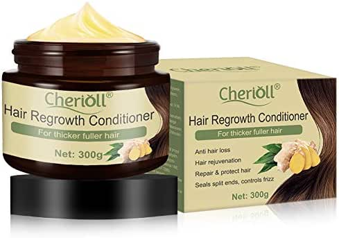 Thickening Conditioner, Hair Conditioner for Hair Loss, Hair Growth Conditioner, Deep Conditioner For Repair & Protect Hair, Anti Hair Loss, Hair Rejuvenation, Seals Split Ends, Controls Frizz (300g)