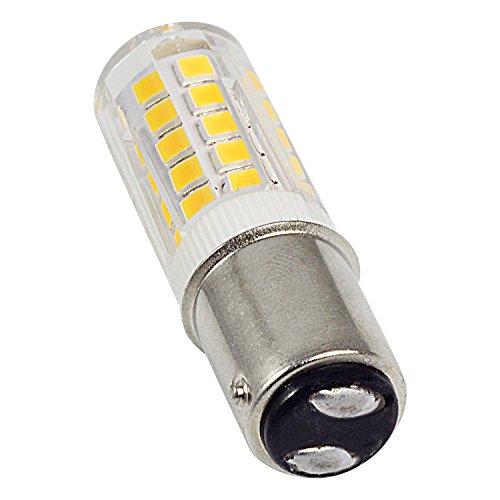 4pcs 240vBlanc Ac Mengs® À Led 220 B15d 6500k Froid 5w Lampe lKJcTF1