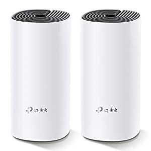 TP-Link Deco Whole Home Mesh WiFi System – Up to 3,800 Sq. Ft. Coverage,WiFi Router/WiFi Extender Replacement,AC1200…