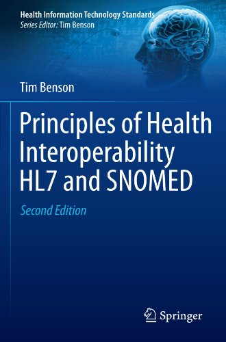 Principles Of Health Interoperability HL7 And SNOMED (Health Information Technology Standards)