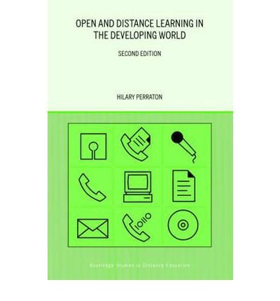 Open & Distance Learning in Developing World (2nd, 07) by Perraton, Hilary [Paperback (2006)]